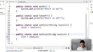 Java Constructor Tutorial - Learn Constructors in Java