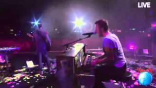 COLDPLAY - (Rock in rio 2011) LOST - 01 10 11