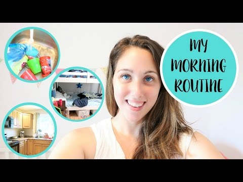 How To | Morning Routine with Kids