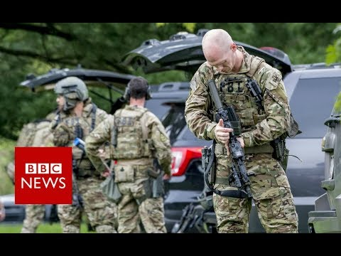 Maryland Shooting leaves 3 dead - BBC News