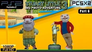 Stuart Little 3: Big Photo Adventure - PS2 Walkthrough - Part 6 (Forest)