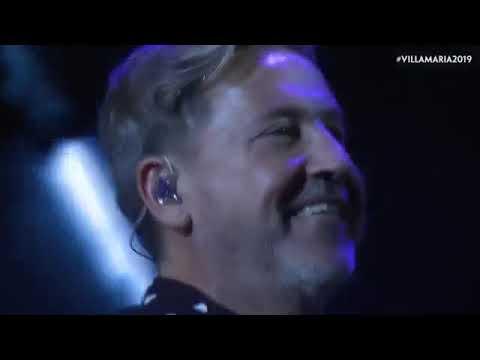 Ricardo Montaner Que Vas A Hacer En Vivo Festival Villa Maria (Argentina 2019)