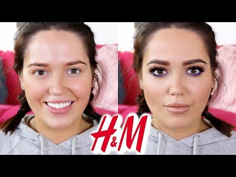 TESTING H&M MAKEUP! 😱 Does It Work?!