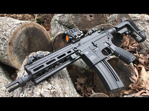 HK 416 22LR, Smarter Every Day Schlieren Guns, New Mossberg