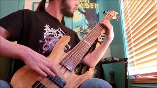 Dismember - Bleed For Me Bass Cover