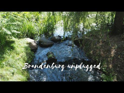 Brandenburg unplugged: Bach an der Ragower Mühle
