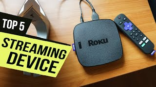 Best Streaming Device of 2020 [Top 5 Picks]