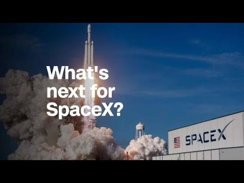 What's next for SpaceX after successful Falcon Heavy…