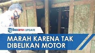 Remaja 17 Tahun Tega Bakar Rumah Orangtuanya, Marah karena Tak Dibelikan Sepeda Motor