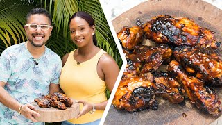 How To Make Trini BBQ Chicken   Foodie Nation