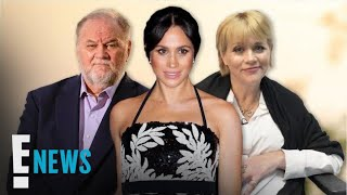 Meghan Markle's Family Is Still Talking About Her | E! News