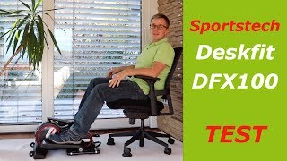 Sportstech Mini-Heimtrainer Test
