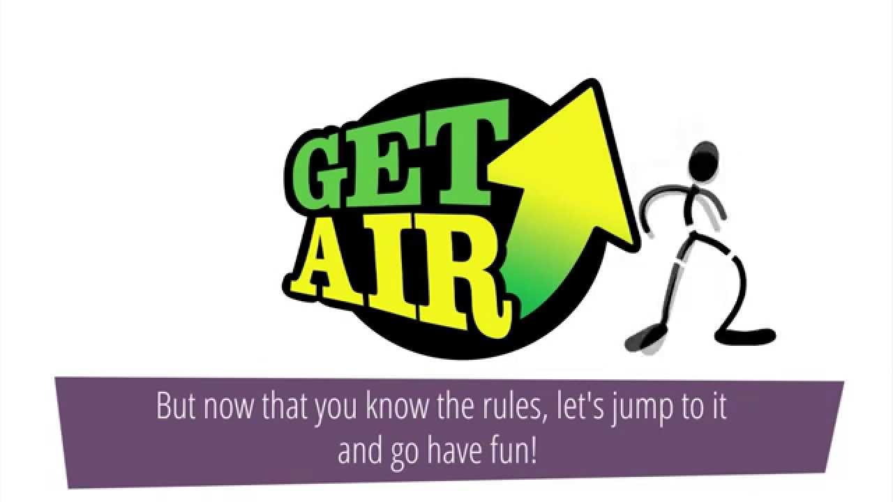 Trampoline Park Rules – Catonsville, MD