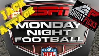 MONDAY NIGHT FOOTBALL PREDICTION! 10/29/18 PATRIOTS @ BILLS