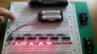 Shift Register 8-Bit - 74HC595 - COM-00733 - SparkFun