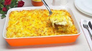 Запеканка из макарон с сыром / Macaroni and cheese. Американская кухня. Рецепт от Всегда Вкусно!