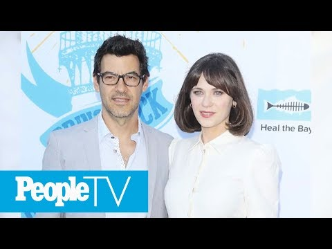 Zooey Deschanel Dating Property Brothers' Jonathan Scott A Week After Split From Husband | PeopleTV