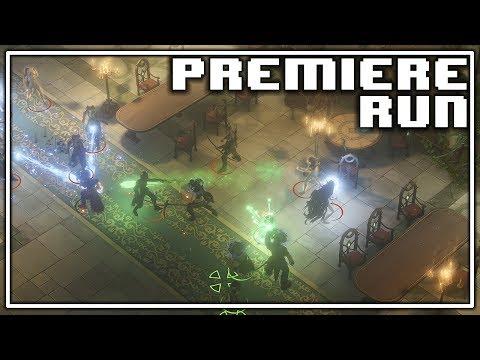 Premiere Run: Pathfinder Kingmaker, Part 1