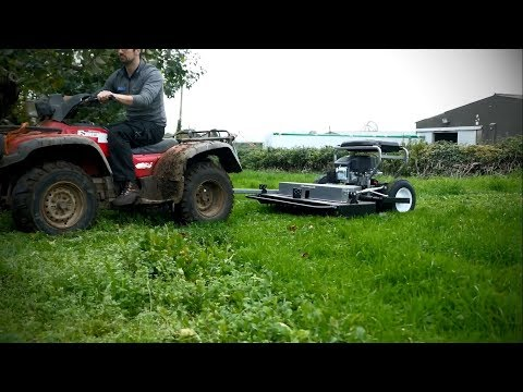 Quad Mower