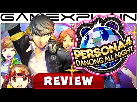 Persona 4: Dancing All Night - Video Review - YouTube video thumbnail