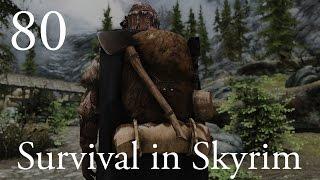Survival Skyrim Hardcore Modded Skyrim Ep 80 Derping Around