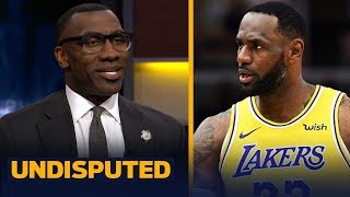 LeBron is playing with an edge to prove to himself that he's still King — Shannon   NBA   UNDISPUTED