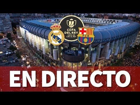 Real Madrid vs Barcelona  En DIRECTO previa del CLÁSICO desde el Bernabeu I Diario AS