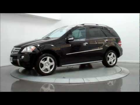 2008 Mercedes-Benz ML550 4Matic AMG Sport