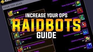 INCREASE YOUR DPS - Raidbots Sim Guide BFA