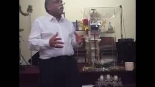 Clase de apologética PARTE 1, Dr Ramon Murray,Ph D , Th D Ed D IBASI