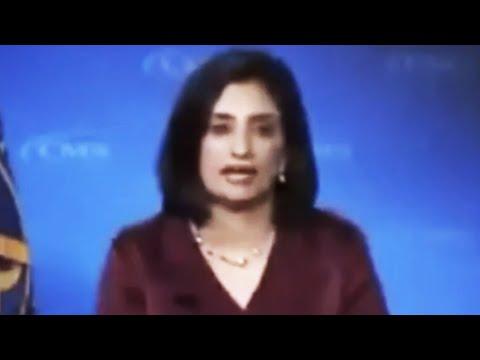 Seema Verma Warns Against Healthcare Dependency