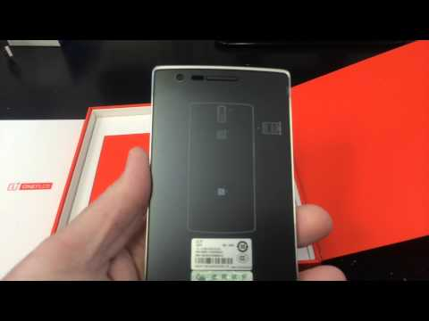 ONEPLUS ONE A0001 Unboxing Video - In Stock at www.welectronics.com