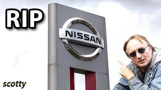 Saying Goodbye to Nissan