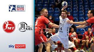 MT Melsungen - THW Kiel | Highlights - LIQUI MOLY Handball-Bundesliga