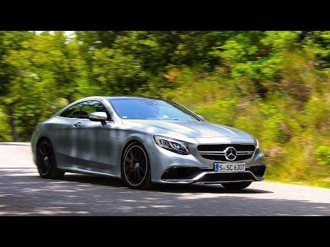 2014 Mercedes-Benz S 63 AMG Coupé 4MATIC (C217) Fahrbericht der Probefahrt / Test / Review
