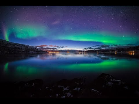 An Original composition called Skies Over Norway