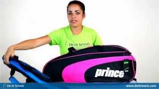 Τσάντες Τέννις Prince Club 6-Pack Tennis Bags video