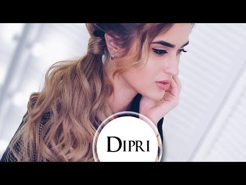Хвост на бок   Прическа в школу   DIPRI Hairstyles