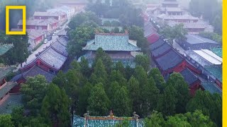 The Shaolin Temple and Their Kung-Fu Monks | National Geographic