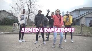 Juice Wrld   Armed & Dangerous (Dance Video) Shot By @Jmoney1041
