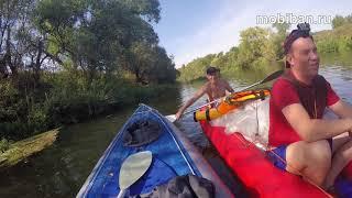 Река Осётр от Протекино до Коломны