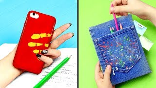 12 Crafts For Cool School