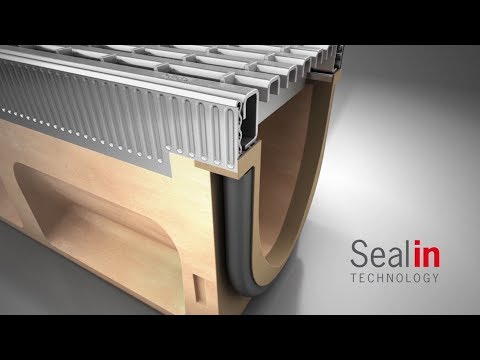 ACO DRAIN® Multiline Seal in
