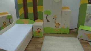 mebelkowo.pl - montaż łóżka Baggi - meble dla dzieci i młodzieży