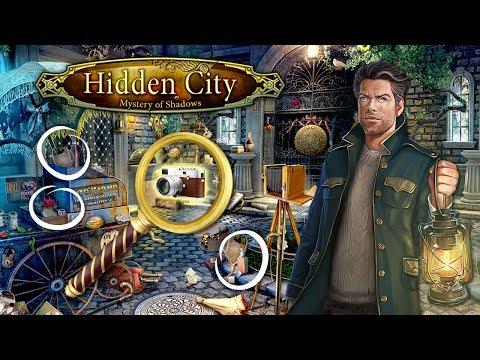 скачать игру hidden city