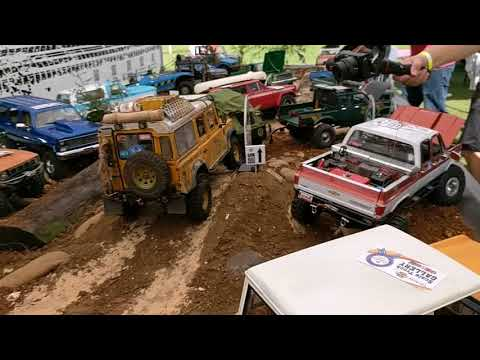 Ultimate Scale Truck Expo 2018 -LONG- Video Coverage