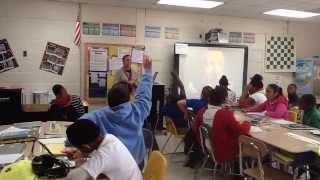 Amy Barsanti Teaching Sample  5th Grade Science
