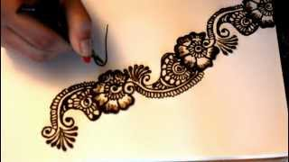 Tricky Thursday: Taking Your Henna Design from Good to Great