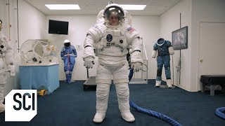 Astronauts Wear Adult Diapers During Spacewalks
