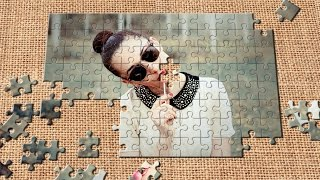 How to Transform Photos into Jig-Saw Puzzles In Photoshop